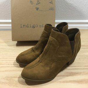 Indigo Rd satori heeled ankle boots